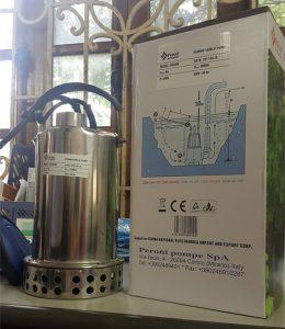 máy bơm chìm nước thải giá rẻ