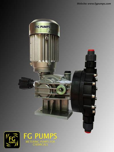 Bơm Định Lượng FG Pumps Model: FGM 105B
