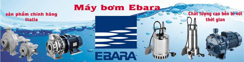 Máy bơm Ebara